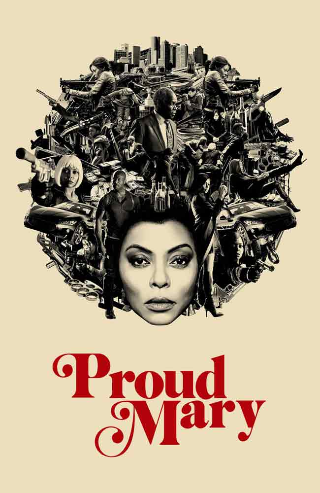 Ver Pelicula Proud Mary Online HD