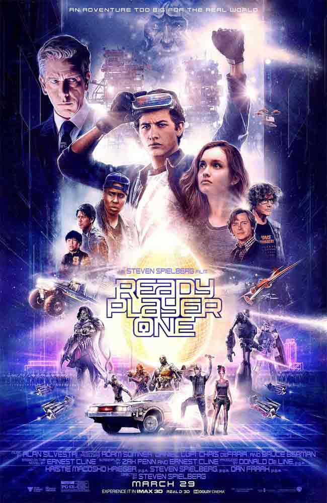 Ver Pelicula Ready Player One Online HD