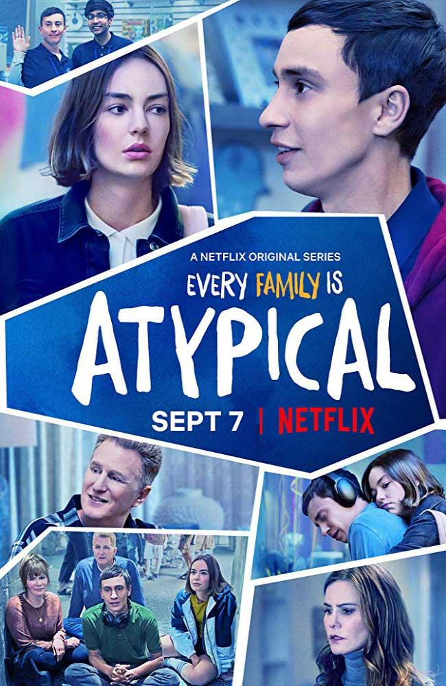 Ver Serie Atipico (Atypical) Online HD