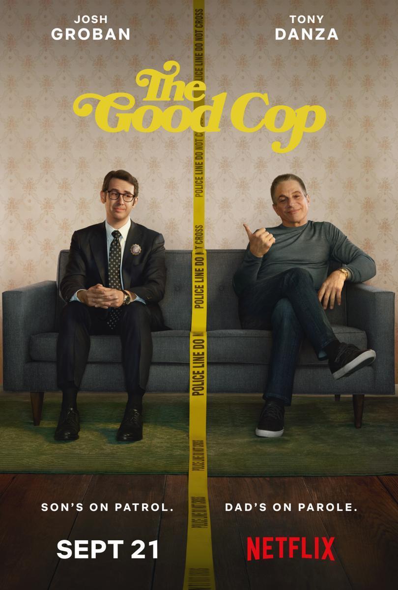 Ver Serie The Good Cop Online HD
