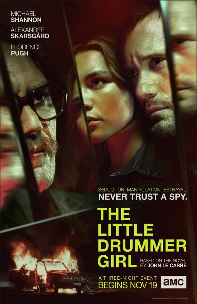 Ver Serie The Little Drummer Girls Online HD