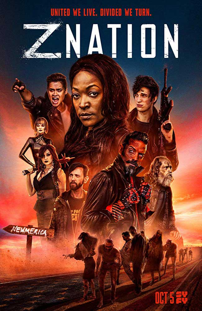 Ver Serie Z Nation Online HD