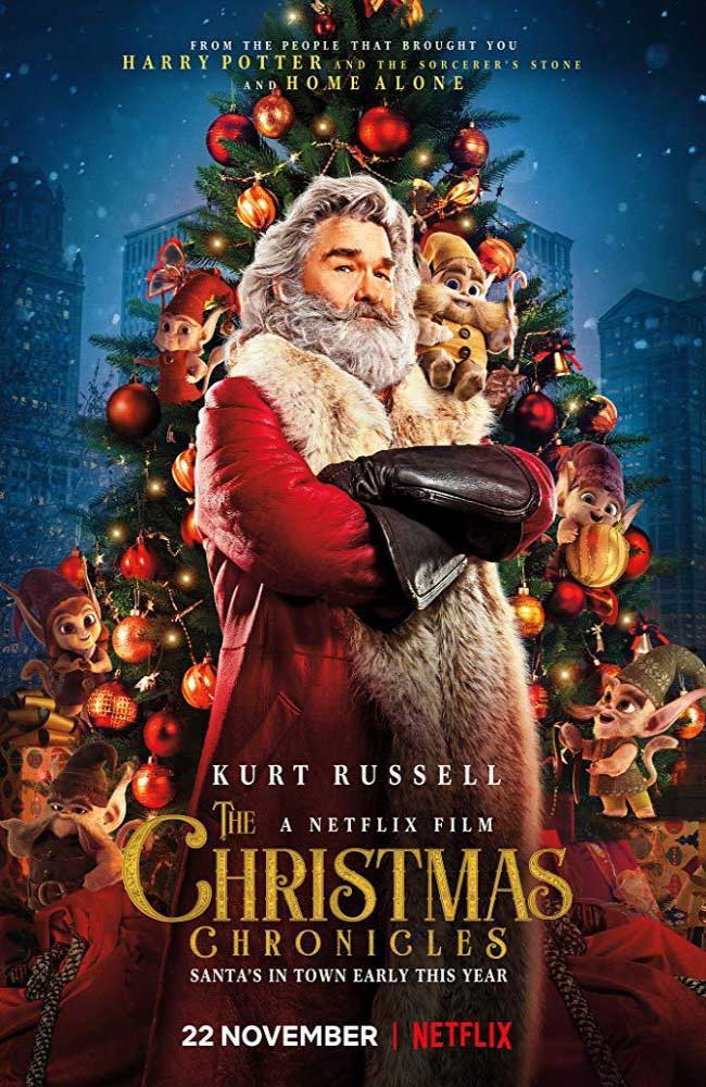 Ver Pelicula The Christmas Chronicles Online HD