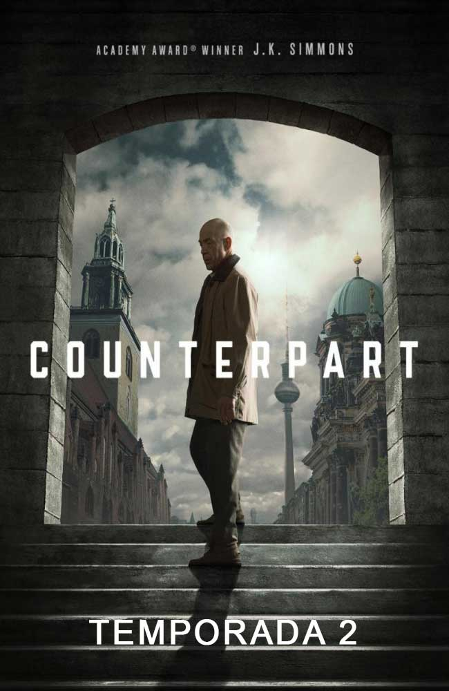 Ver Serie Counterpart Online HD
