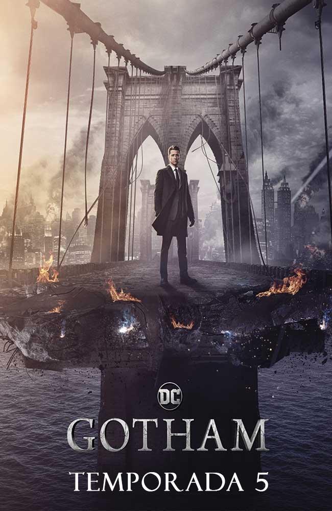 Ver Serie Gotham Online HD