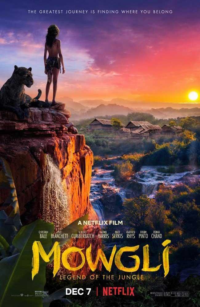 Ver o Descargar Mowgli: Relatos del Libro de la Selva Pelicula Completa Online HD