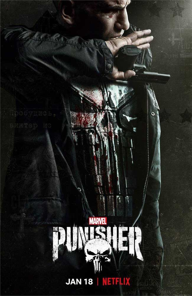 Ver Serie The Punisher Online HD