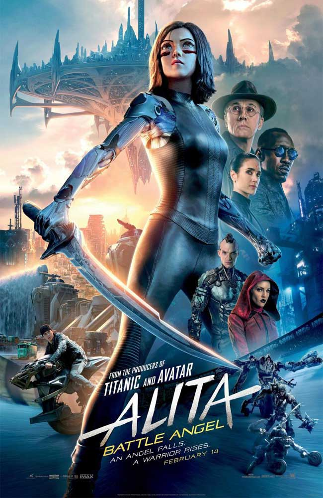 Ver Pelicula Battle Angel: La Ultima Guerrera Online HD