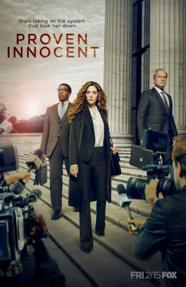 Ver Serie Proven Innocent Online HD