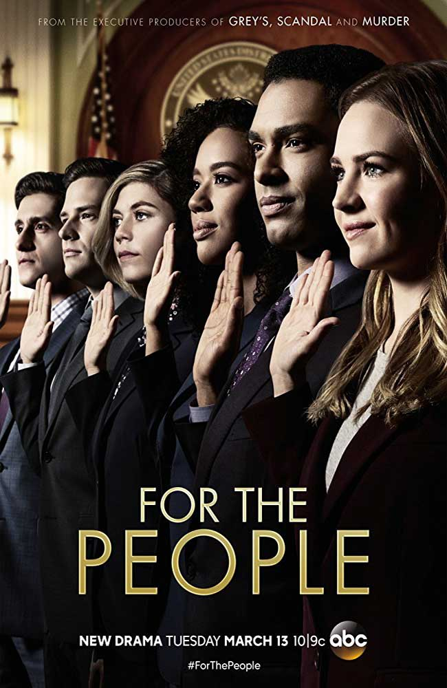 Ver Serie For The People Online HD