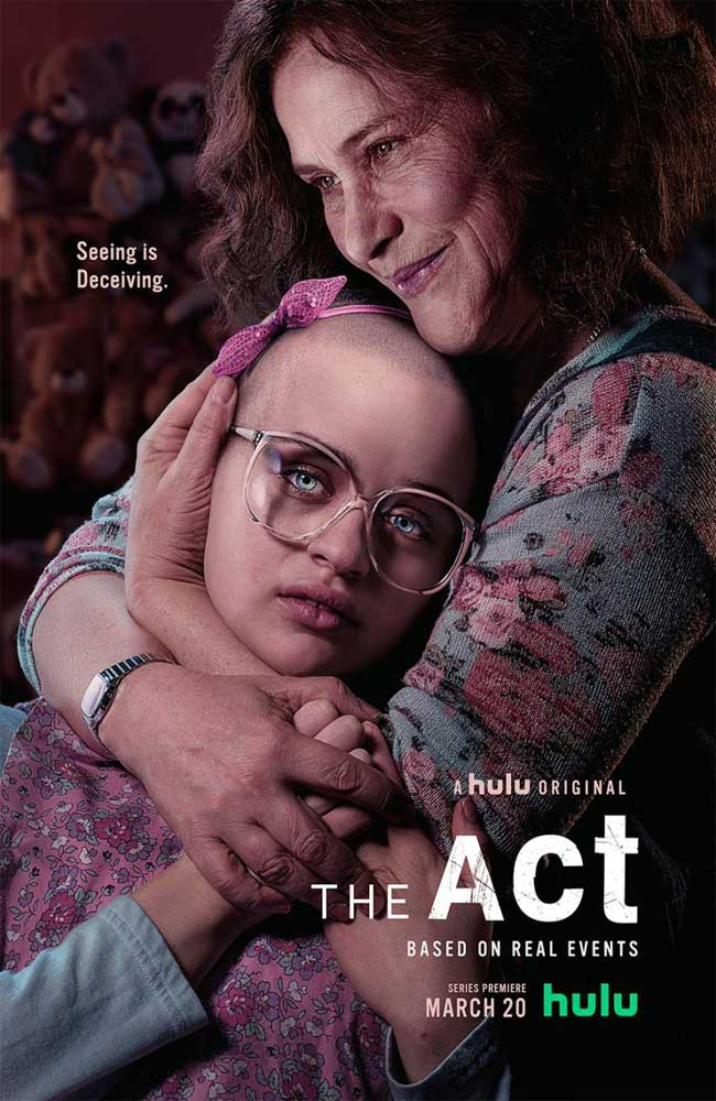 Ver Serie The Act Online HD