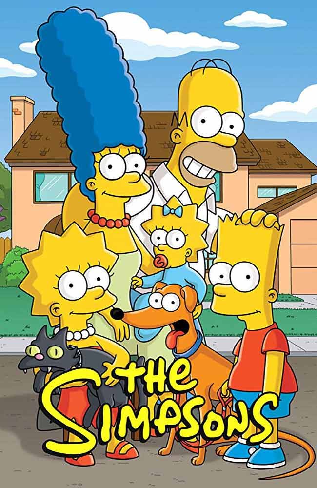 Ver o Descargar Los Simpson (The Simpsons) Temporada 30 Online Gratis HD