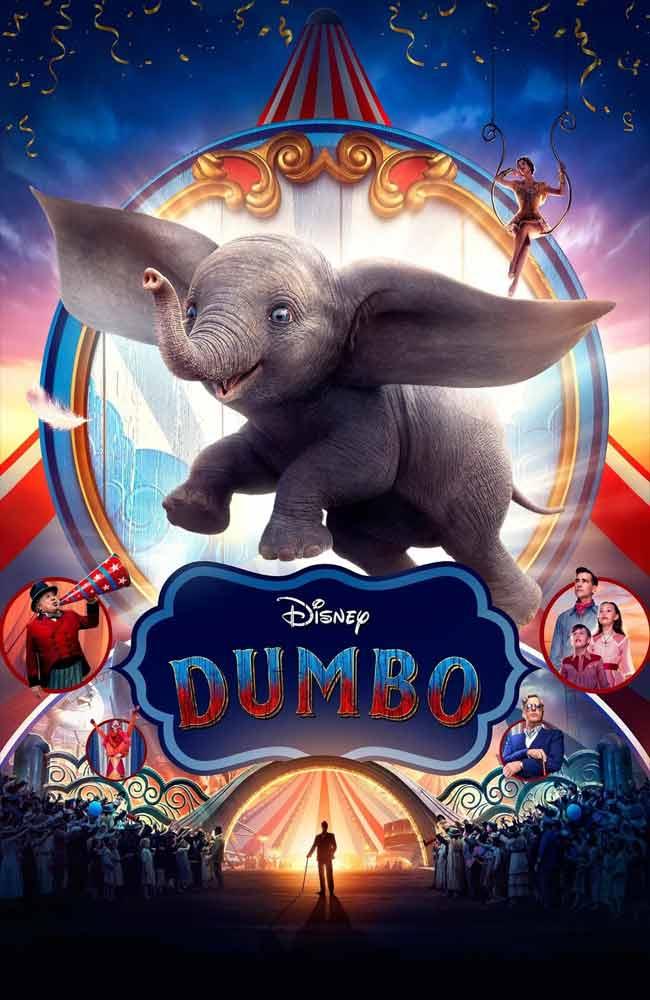 Ver Pelicula Dumbo Online HD