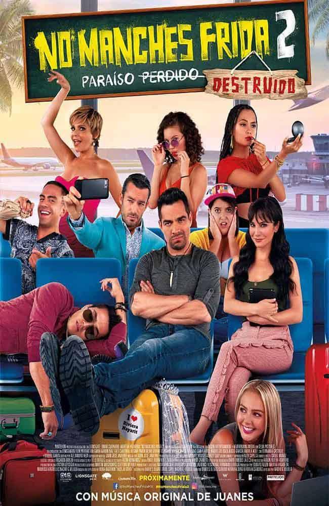Ver Pelicula No Manches Frida 2 Online HD