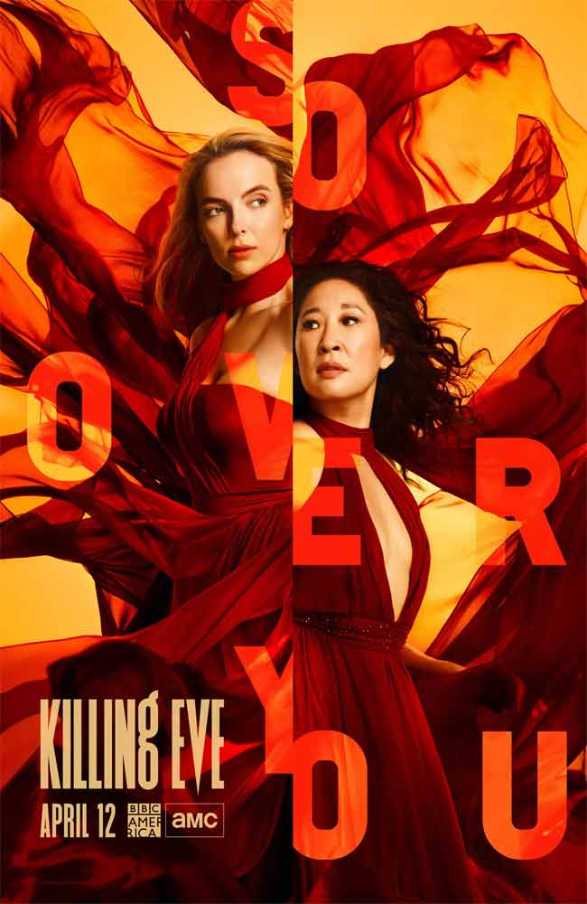 Ver Serie Killing Eve Online HD