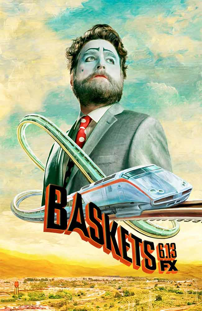 Ver Serie Baskets Online HD