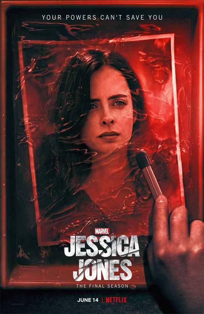 Ver Serie Marvel's Jessica Jones Online HD