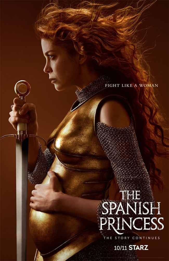 Ver Serie The Spanish Princess Online HD