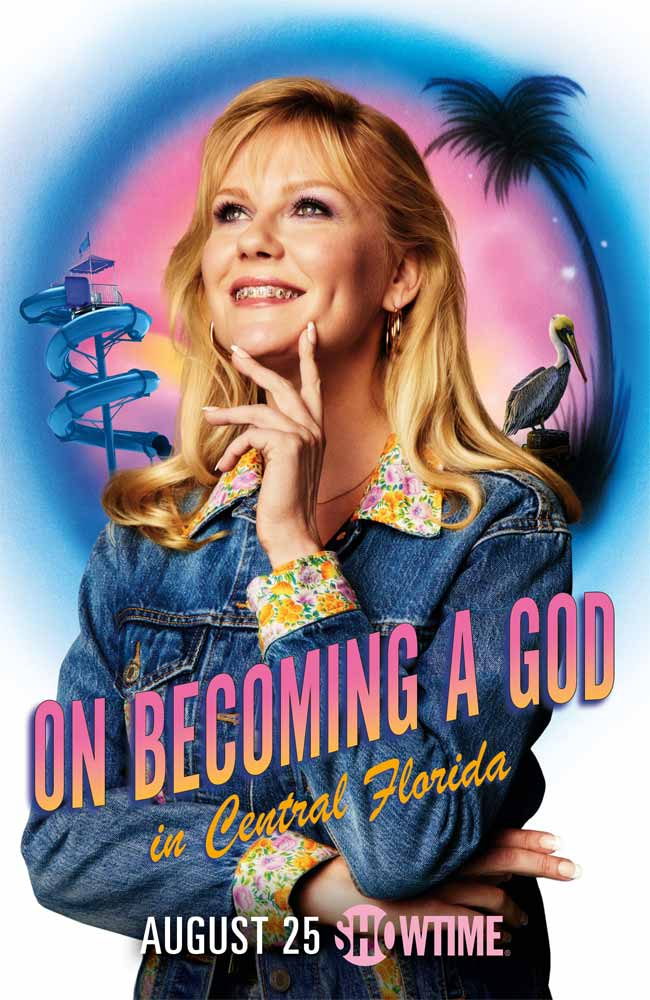 Ver Serie On Becoming a God in Central Florida Online HD