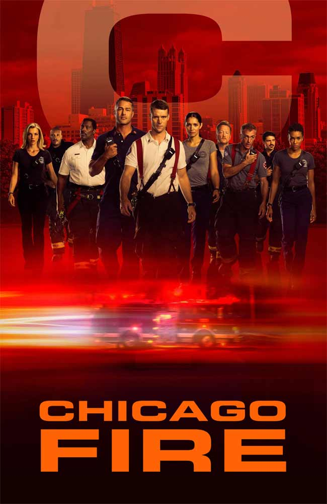 Ver o Descargar Chicago Fire Temporada 8 Online HD
