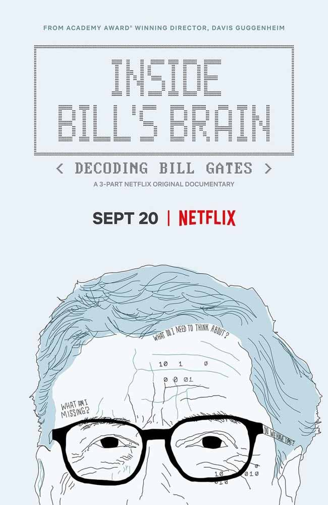Ver o Descargar Bill Gates bajo la lupa Documental Online HD