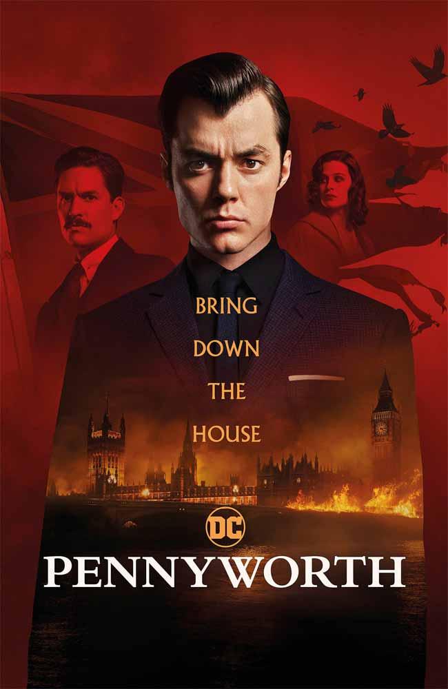 Ver o Descargar Serie Pennyworth Temporada Online Gratis HD En Español Latino - Castellano & Subtitulado