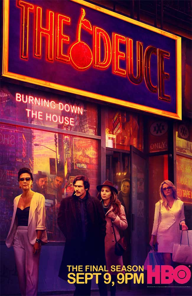 Ver Serie The Deuce Online HD