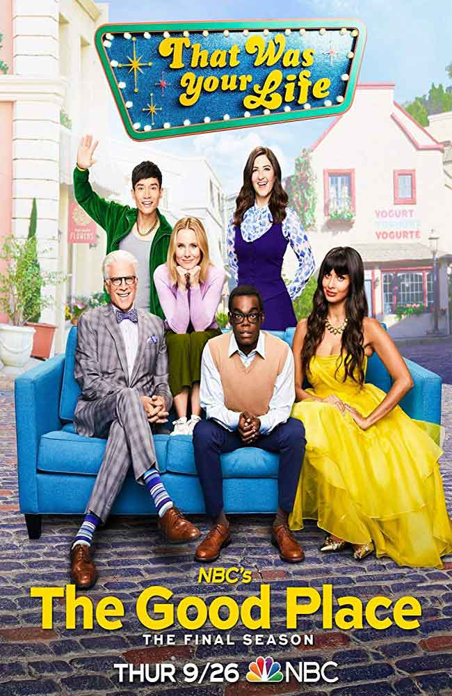 Ver Serie The Good Place Online HD
