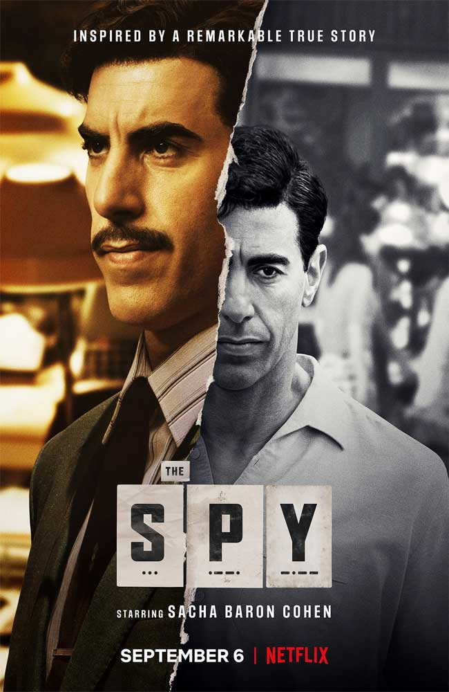 Ver Serie The Spy (El Espia) Online HD