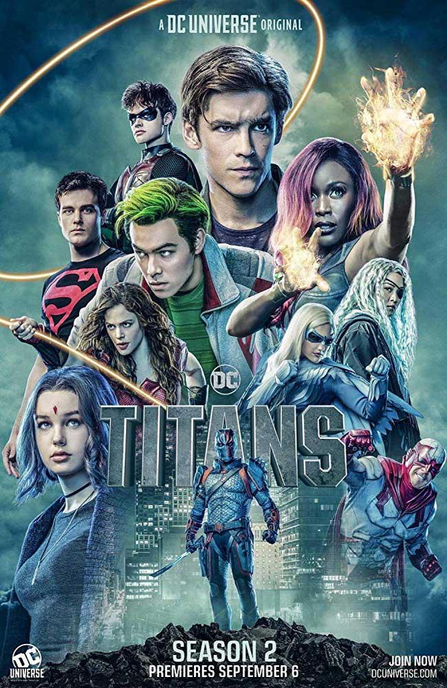 Ver o Descargar Titans Temporada 2 Online HD