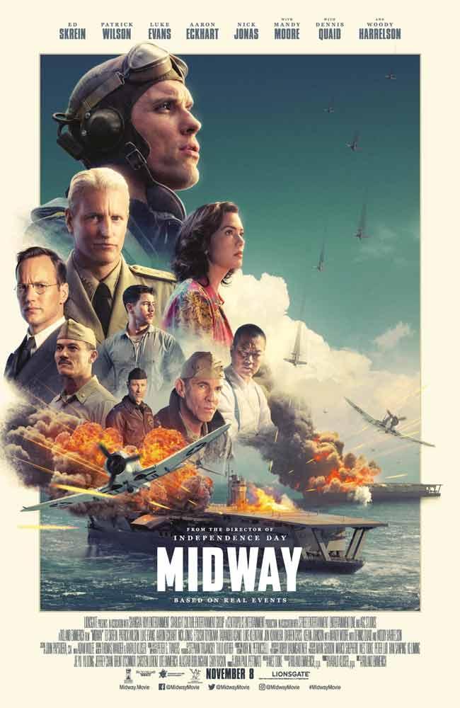 Ver o Descargar Midway: Batalla en el Pacífico Pelicula Completa Online HD