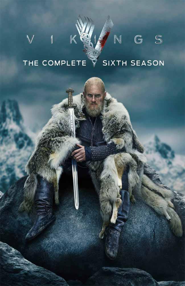 Ver Serie Vikings (Vikingos) Online HD
