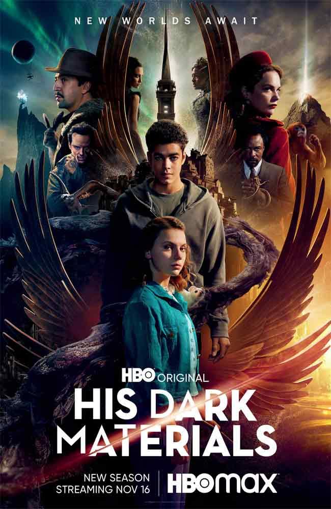 Ver o Descargar Serie His Dark Materials Temporada 2 Online Gratis HD En Español Latino - Castellano & Subtitulado
