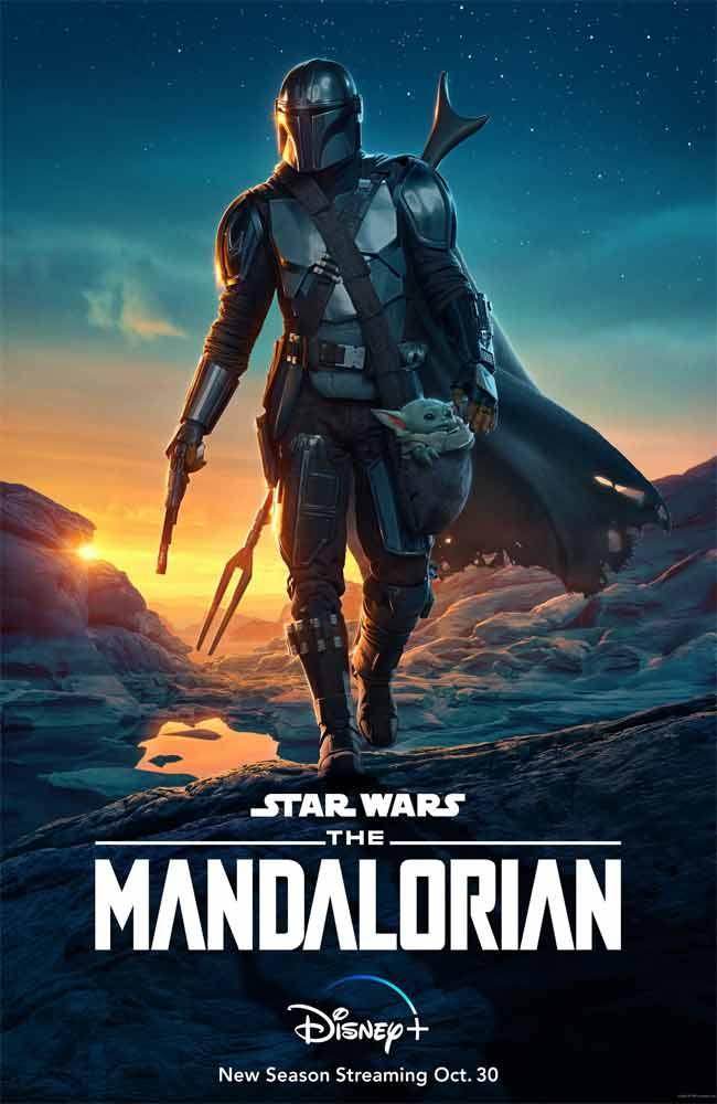 Ver o Descargar Serie The Mandalorian Temporada 2 Online Gratis HD En Español Latino - Castellano & Subtitulado