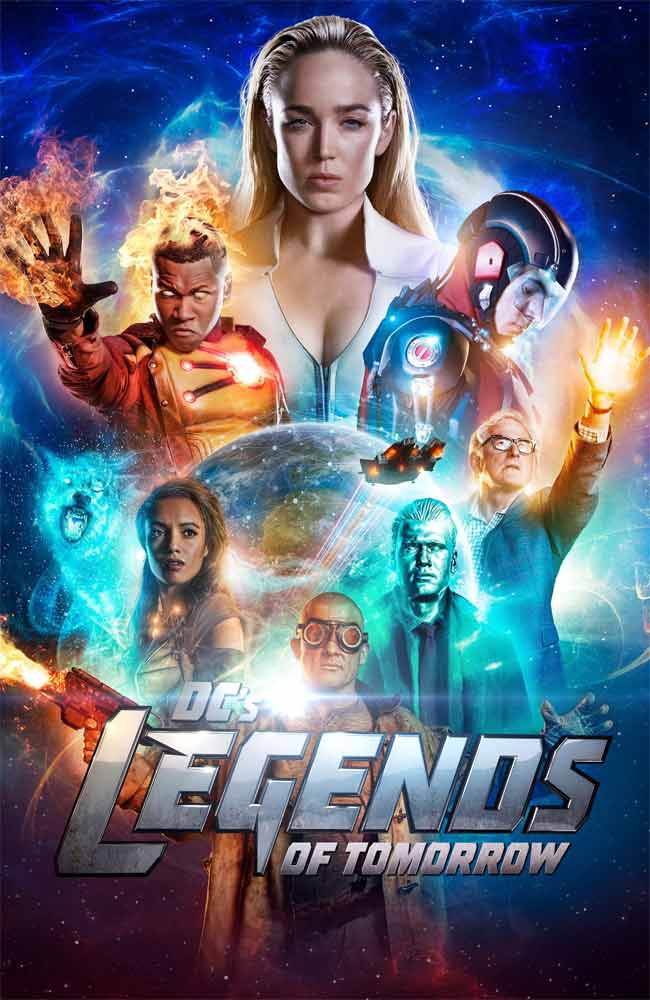 Ver Serie DC's Legends of Tomorrow Online HD