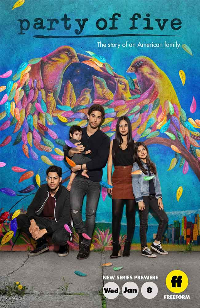 Ver Serie Party Of Five Online HD
