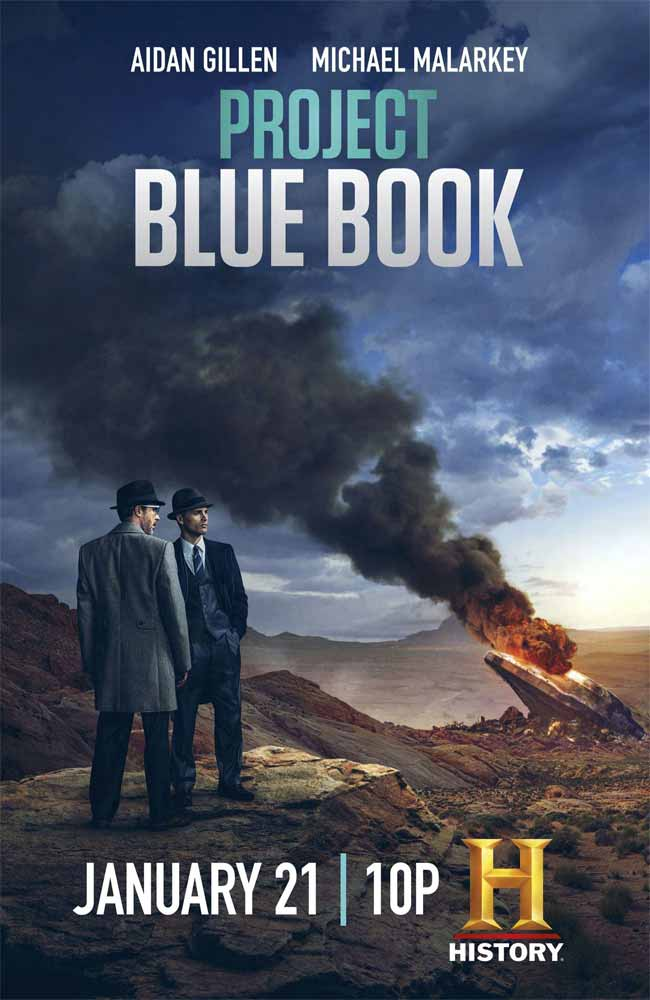 Ver Serie Project Blue Book Online HD