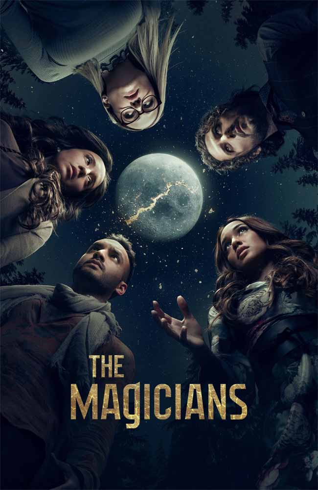 Ver Serie The Magicians Online HD