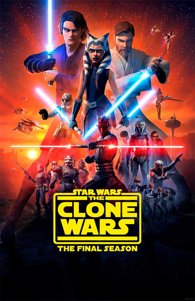 Ver Serie Star Wars The Clone Wars Online HD