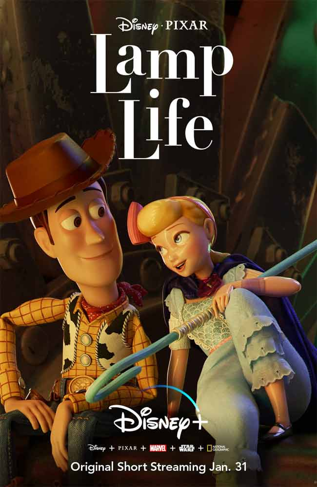 Ver Pelicula Toy Story: Lamp Life Online HD
