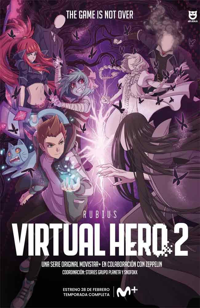 Ver Serie Virtual Hero Online HD