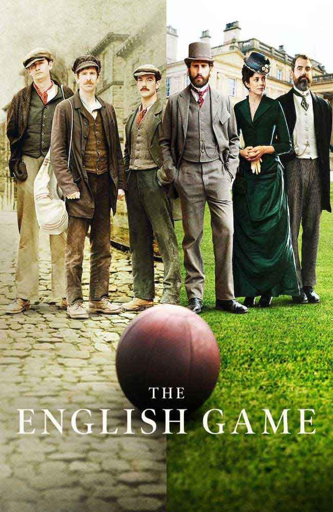 Ver Serie The English Game Online HD