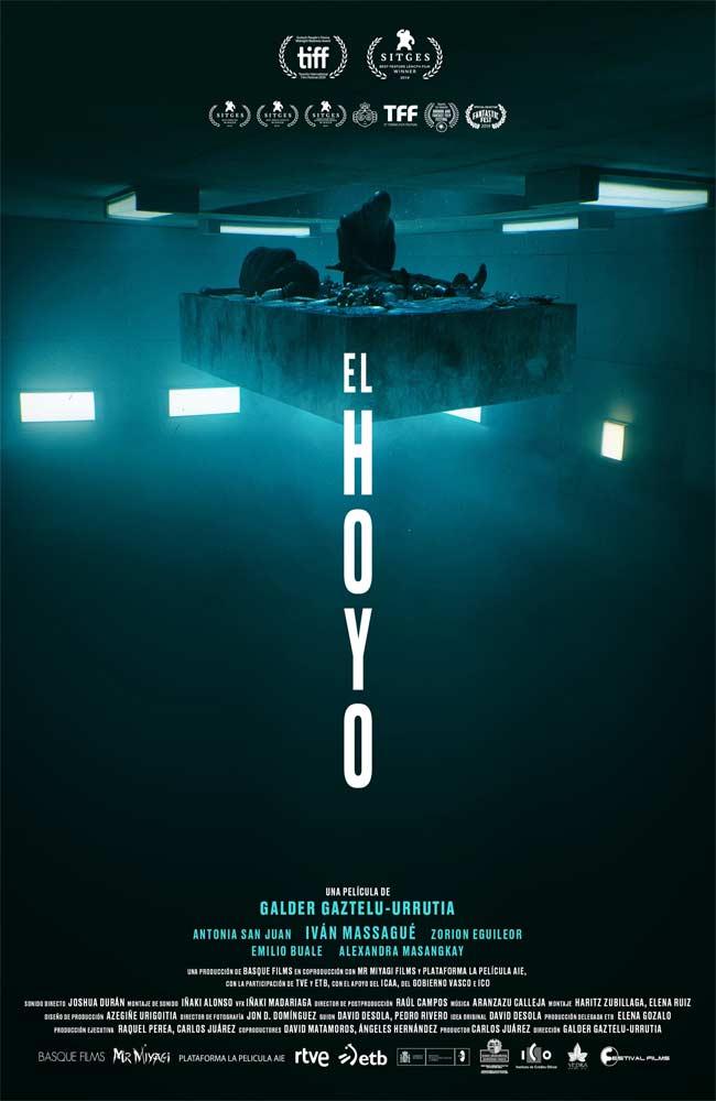 Ver o Descargar El Hoyo Pelicula Completa Online HD