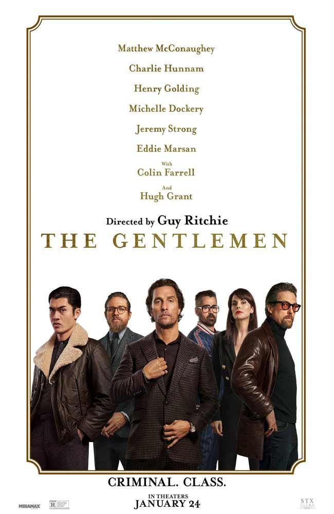 Ver Pelicula The Gentlemen: Los Señores de la Mafia Online HD