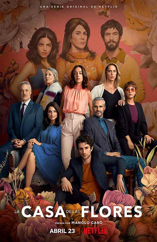 Ver Serie La Casa de las Flores Online HD