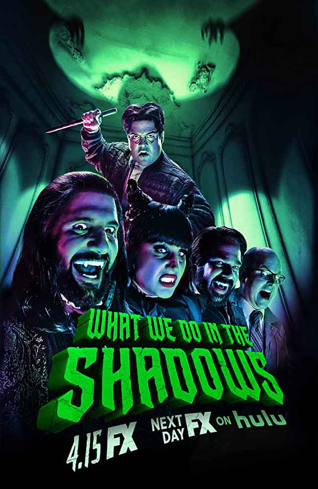 Ver Serie What We Do in The Shadows Online HD