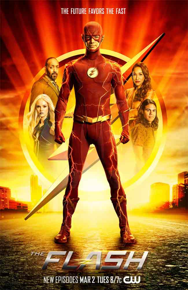 The Flash Temporada 7 Capitulo 1