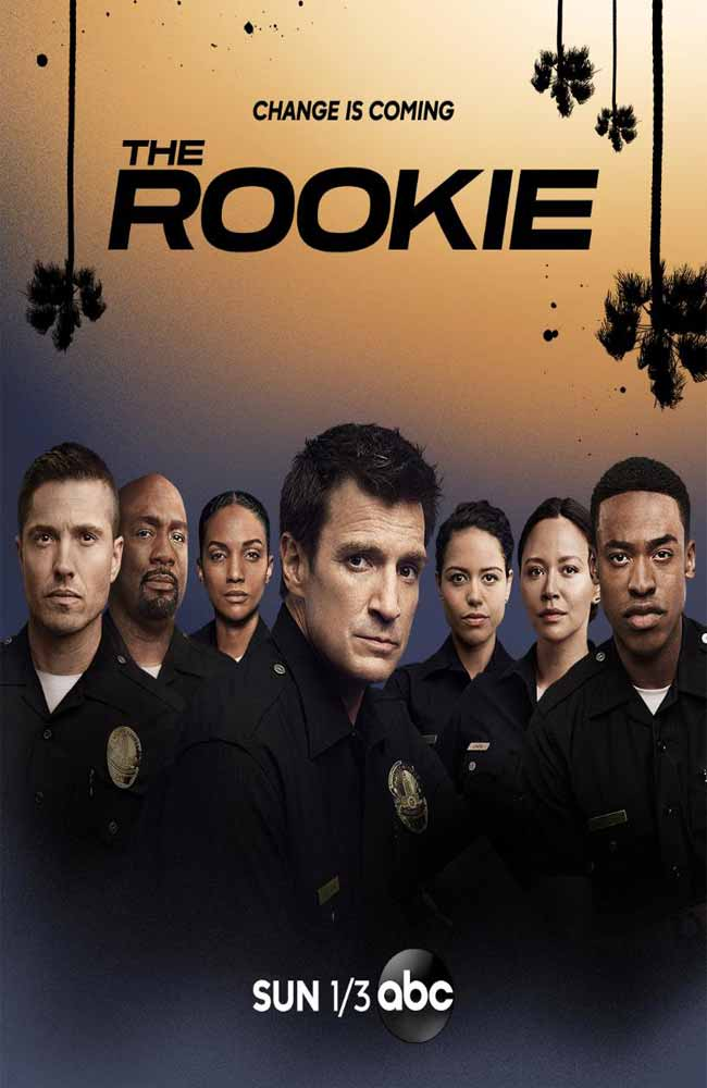 Ver Serie The Rookie Online HD