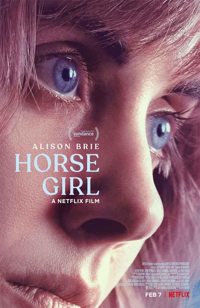 Ver Pelicula Horse Girl Online HD