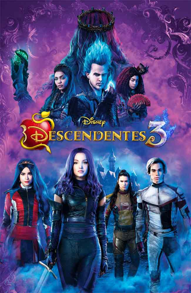 Ver Pelicula Descendientes 3 Online HD